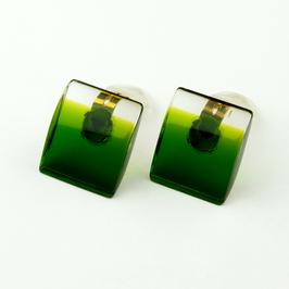 Clips smaragdgrün