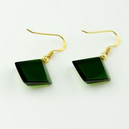 Ohrhänger smaragdgrün