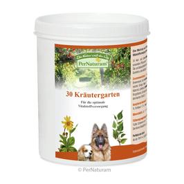 30 Kräutergarten