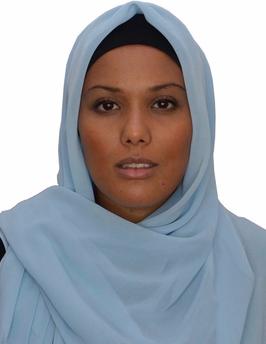 Luxury Hijab bleu clair