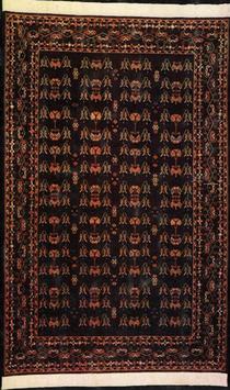 "Carpet ""MAZAHUA"""