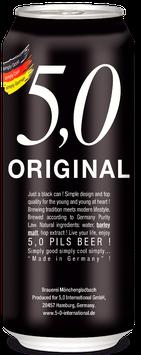 5,0 Original Pils 24x500