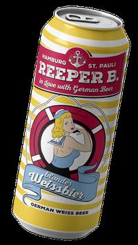 REEPER B. WEISSBIER 24x500