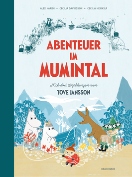 »Abenteuer im Mumintal« - Urachhaus/Geistesleben