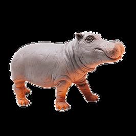 »Flusspferd« AUS NATURKAUTSCHUK - EIN RIESE