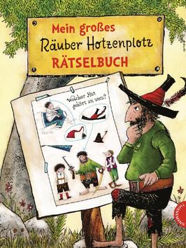 »Mein großes Räuber Hotzenplotz-Rätselbuch« - moses. Verlag