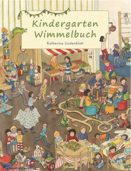 »Kindergarten Wimmelbuch«  —  Wimmelbuchverlag