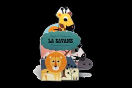 »Die Savanne«  — Marcel & Joachim