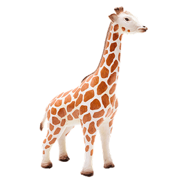 «Giraffe« AUS NATURKAUTSCHUK - EIN RIESE