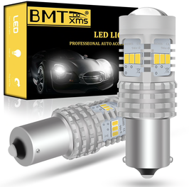 P21W  BA15S LED CANBUS Tagfahrlicht weiss