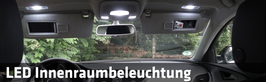 MERCEDES A-KLASSE W168 LED SET INNENRAUM