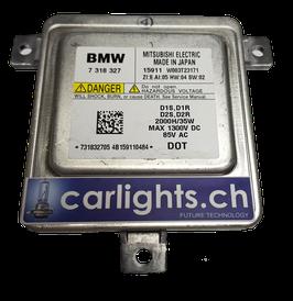 MITSUBISHI ELECTRIC D1S BMW 7318327 XENON SCHEINWERFER STEUERGERÄT W003T23171