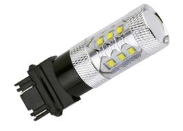 P27/7W  BREMSLICHT / RÜCKLICHT LED CANBUS ROT