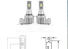 H10 LED ATOM 150% mehr Licht neu 2018