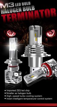 H4 LED M3 200% mehr Licht