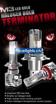 H7 LED M3 250% mehr Licht