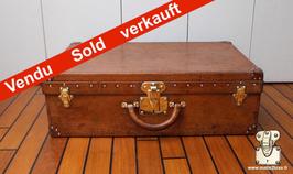 Valise Alzer 65 Louis Vuitton - Clous cuivre