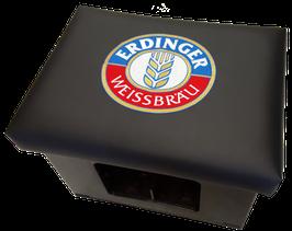 Original ERDINGER Weissbräu Logo (schwarz)