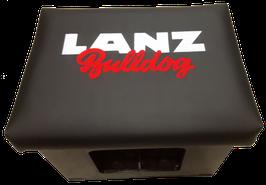 Original Lanz Bulldog Logo - schwarz