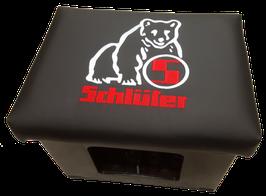Original Schlüter Traktoren Logo - schwarz