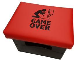 Game Over ( rot )