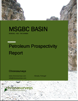 MSGBC Basin Prospectivity report: Senegal, The Gambia and AGC area