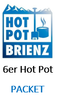 Gutschein 6er Hot Pot Packet