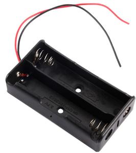 Držalo za 2x Lipo baterijo 18650