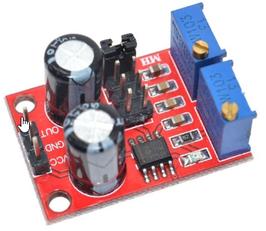 Oscilator 555