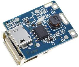 Lipo polnilec  in napajalnik USB