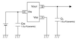 XC6206P332MR SOT23