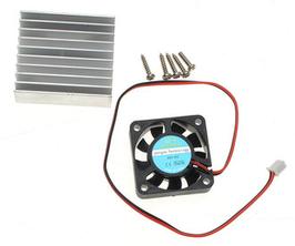 Hladilnik z ventilatorjem za usmernik