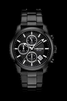 Head Matchpoint Uhr schwarz