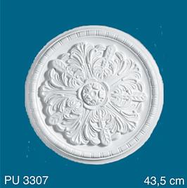 Stuckrosette PU 3307