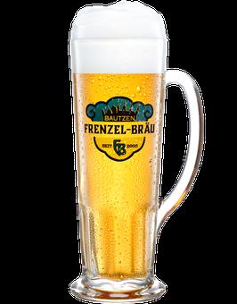 Frenzel-Bräu Seidel (0,3l/0,5l)