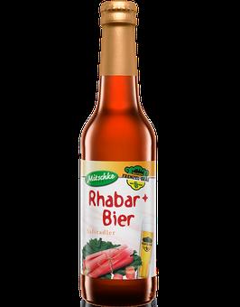 Rhabar + Bier