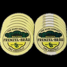Frenzel-Bräu Bierdeckel