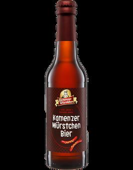 Kamenzer Würstchen Bier