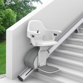 Außen-Treppenlift - mieten
