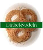 Dinkel-Nudeln