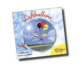 LUFTBALLONS - Chansons et comptines - Double CD audio - A1.1