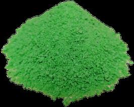 NB T1 Zusatz Futterpartikel fluo grün 0,5-2mm