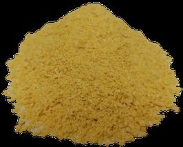 NB T1 Zusatz Futterpartikel fluo gelb 0,5-2mm