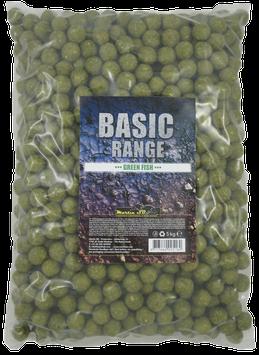 Martin SB Basic Range Green Fish 20mm
