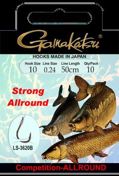 Gamakatsu Vorfach Competition Allround