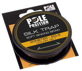 SPRO Strategy Pole Position Silk Trap 20lbs.