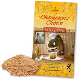 Browning Champions Choice Crispy Carp 1kg