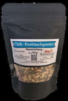 Chilli-Knoblauchgewürz