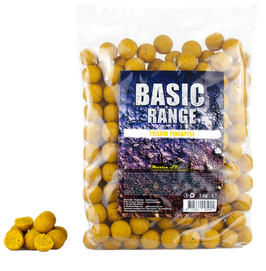 Martin SB Basic Range Yellow Pineapple 20mm