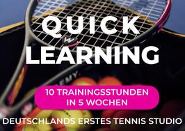 Quick Learner Kurs • 10 Trainings Einheiten in 5 Wochen